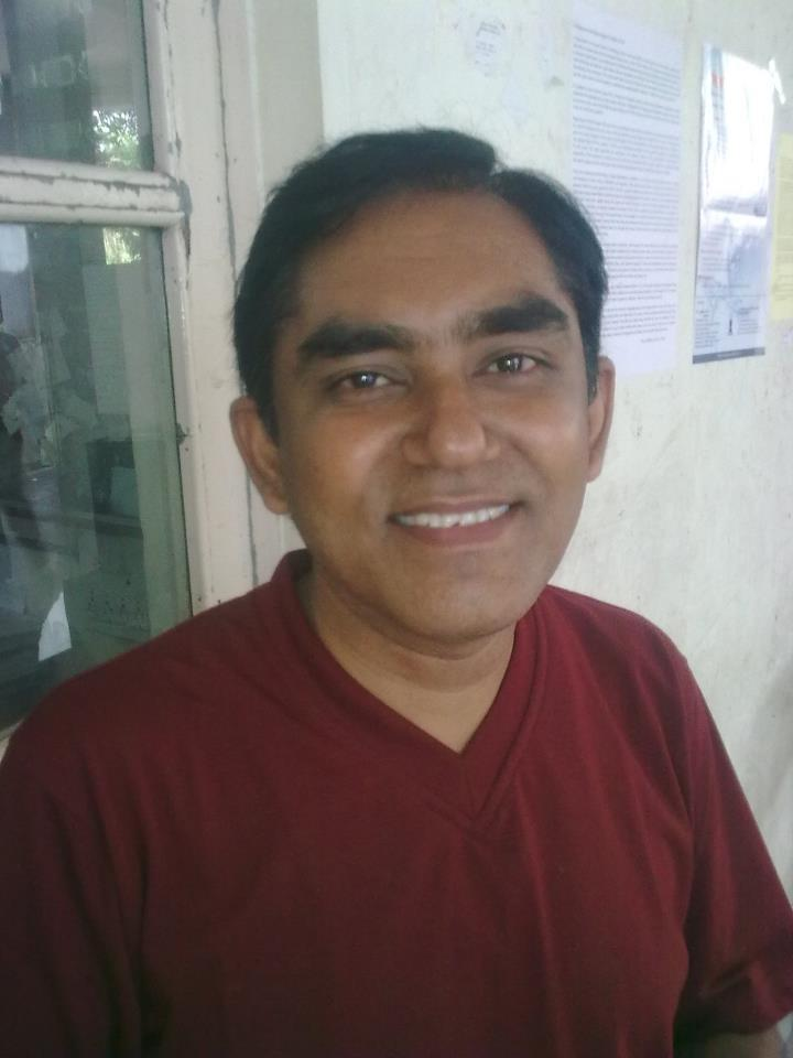 Prashant Kuberkar, Matrusri Engineering College, H