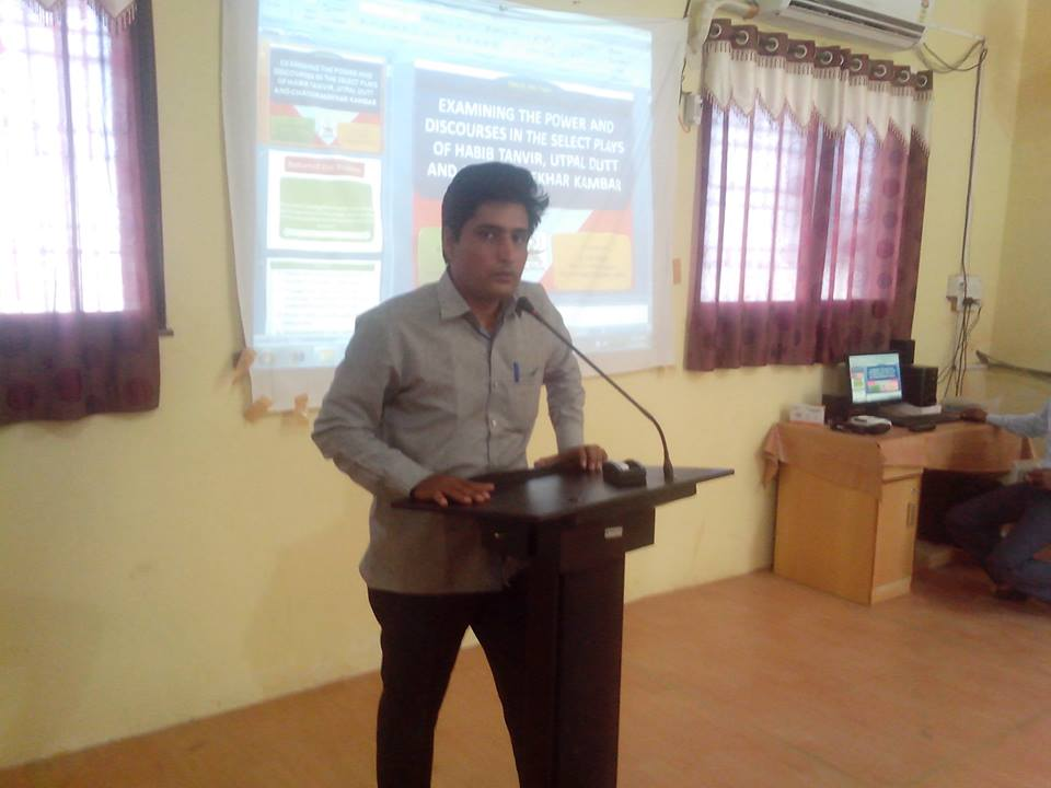 Dr. Kalyan Gangarde, Assistant Professor, Parbhani