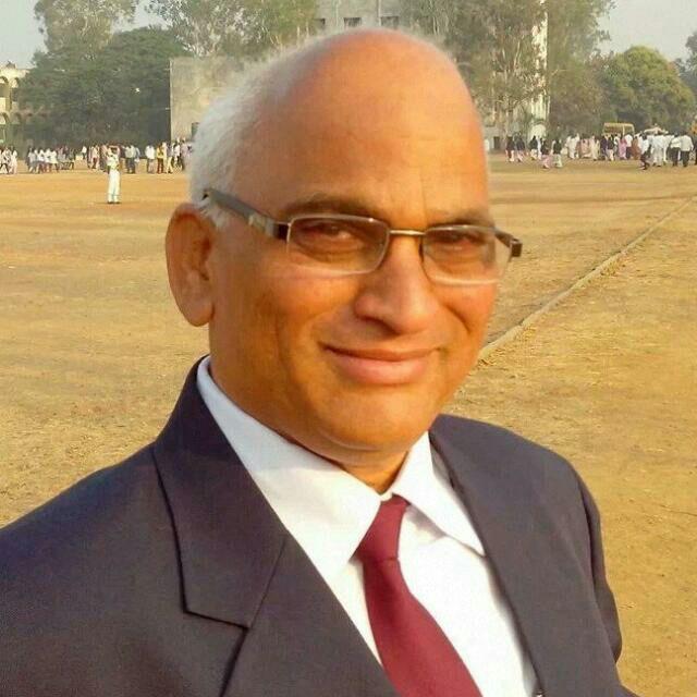 Dr N N Patil, A T College, Bhor, University of Pun