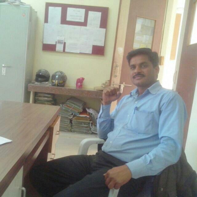Suresh Borkar, HOD Dept H & B Sci. Someshwar Colle
