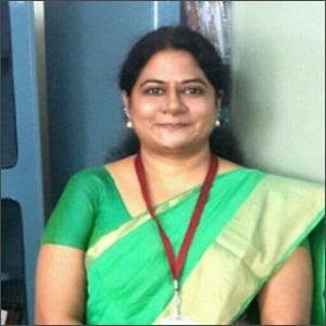 Dr Sujatha Pandurangan, Associate Professor, Dept.