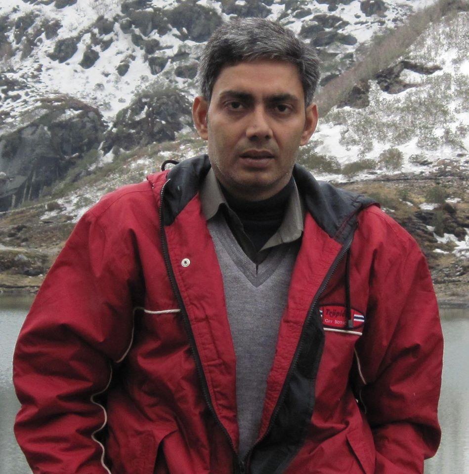 Sudipta Bhattacharyya, working in WB State Gov Sec