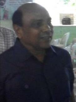 Dr. Sudhakar Tarachand Sali, Principal Arts & Scie