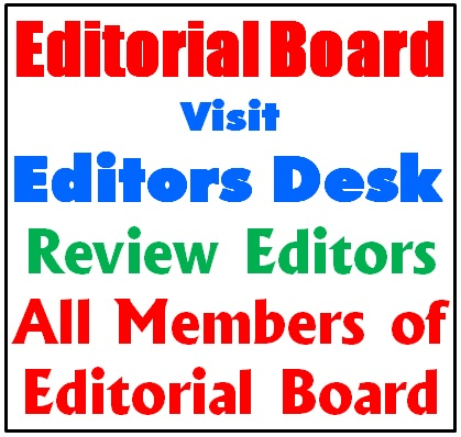 Advisary Board & Review Editors, Complete List <br
