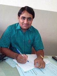 Dr Pritam Thakur Assistant Professor in English at